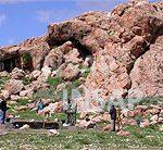 Hassi Ouenzga, escargotière épipaléolithique et Abri néolithique