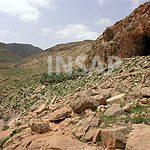 La grotte Ifri el-Baroud, site ibéromaurusien.