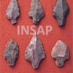 Pièces pédonculées de l'Atérien supérieur (78 000 - 90 000 ans)